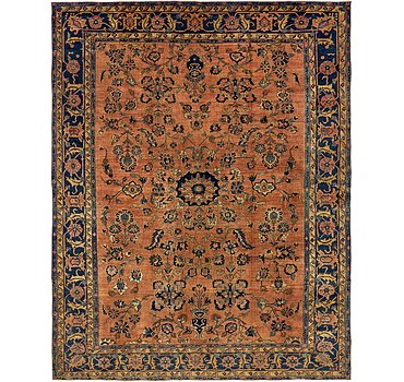 310x389 Sarough Rug
