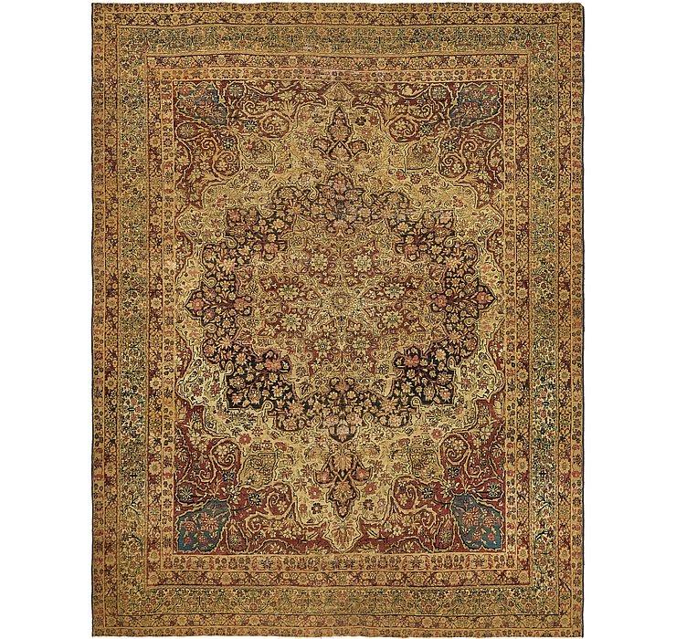 8' 8 x 11' 4 Kerman Persian Rug