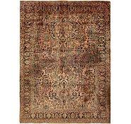 Link to 8' 9 x 11' 7 Sarough Persian Rug