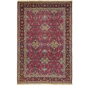 Link to 7' 7 x 11' 6 Mashad Persian Rug
