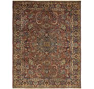 Link to 9' 3 x 11' 6 Sarough Persian Rug
