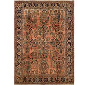 Link to 8' 10 x 11' 10 Sarough Persian Rug