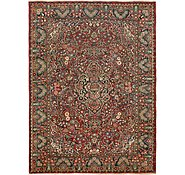 Link to 10' 3 x 14' Meshkabad Persian Rug