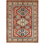 Link to Unique Loom 4' 10 x 6' 6 Kazak Oriental Rug