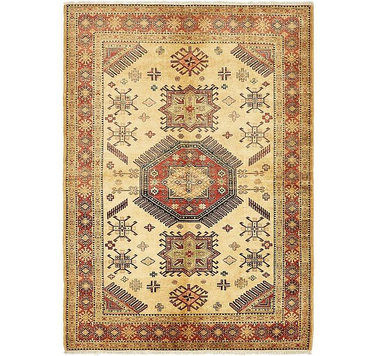 4' 10 x 6' 9 Kazak Oriental Rug
