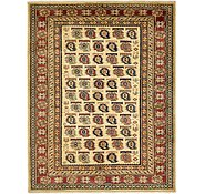 Link to 127cm x 160cm Kazak Oriental Rug