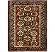Link to 135cm x 183cm Kazak Oriental Rug