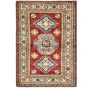 Link to 3' 4 x 4' 9 Kazak Oriental Rug