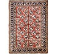 Link to 4' 6 x 6' 6 Kazak Oriental Rug