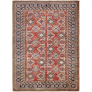 4' 6 x 6' 6 Kazak Oriental Rug