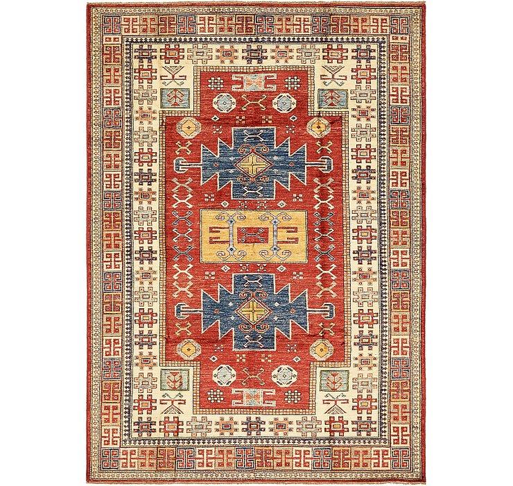 5' 10 x 8' 2 Kazak Oriental Rug