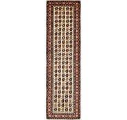 Link to 2' 10 x 10' 3 Kazak Runner Rug