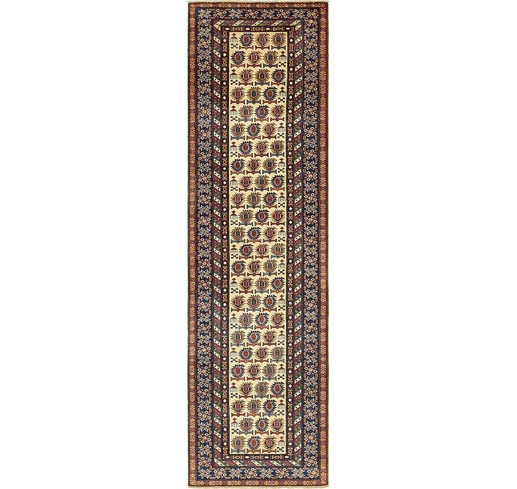 2' 8 x 9' 2 Kazak Runner Rug