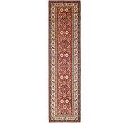 Link to 2' 8 x 10' 9 Kazak Runner Rug