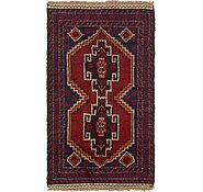 Link to 2' 10 x 4' 7 Balouch Persian Rug