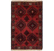 Link to 3' x 4' 9 Balouch Rug