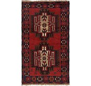 Link to 2' 9 x 4' 9 Balouch Rug