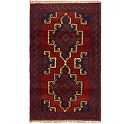 Link to 2' 10 x 4' 9 Balouch Rug