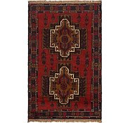 Link to 2' 10 x 4' 7 Balouch Rug