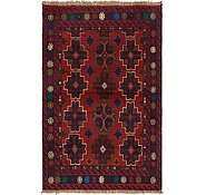 Link to 2' 10 x 4' 6 Balouch Rug
