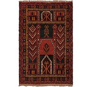 Link to 2' 10 x 4' 5 Balouch Rug