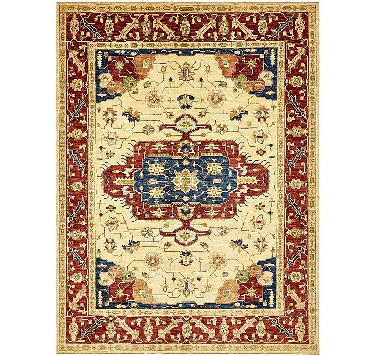9' 4 x 12' 4 Kazak Oriental Rug