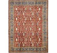 Link to 7' 8 x 10' 4 Kazak Oriental Rug
