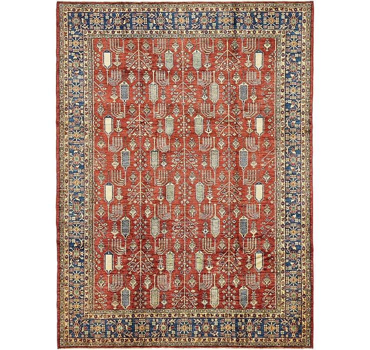 7' 8 x 10' 4 Kazak Oriental Rug