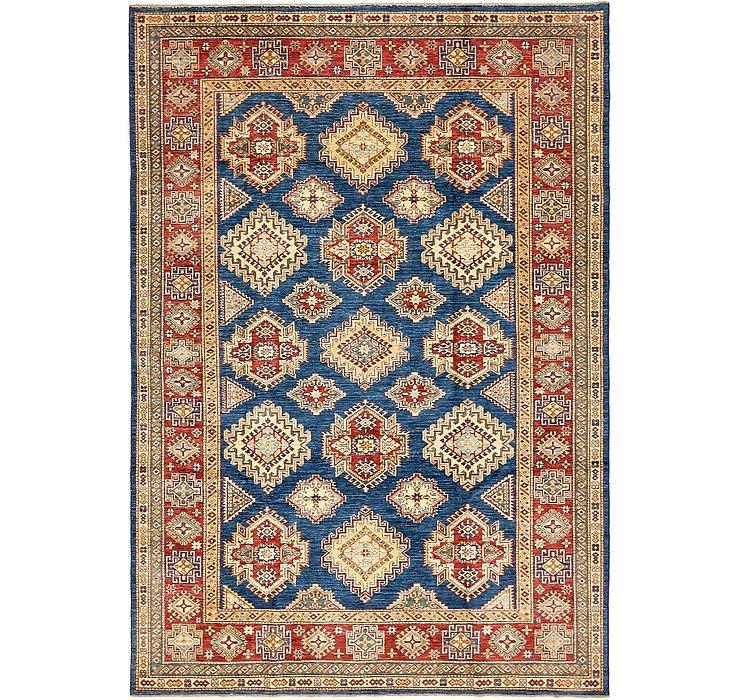 6' 2 x 8' 10 Kazak Oriental Rug