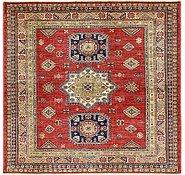 Link to 5' 9 x 6' Kazak Oriental Square Rug