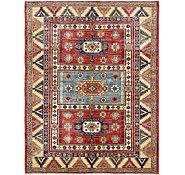 Link to 152cm x 193cm Kazak Oriental Rug