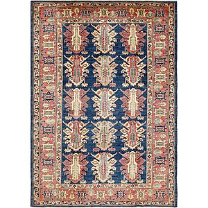 7' 3 x 10' 5 Kazak Oriental Rug
