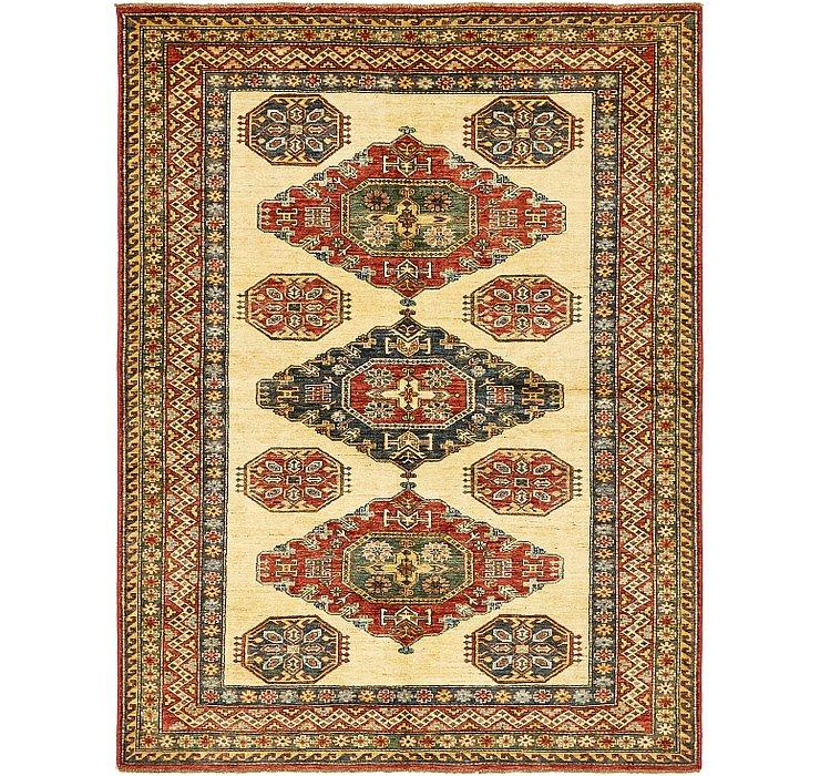 175cm x 230cm Kazak Oriental Rug