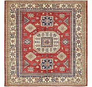 Link to 5' 10 x 6' 2 Kazak Square Rug