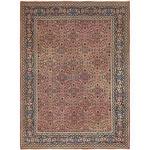 8' 6 x 11' 4 Sarough Persian Rug