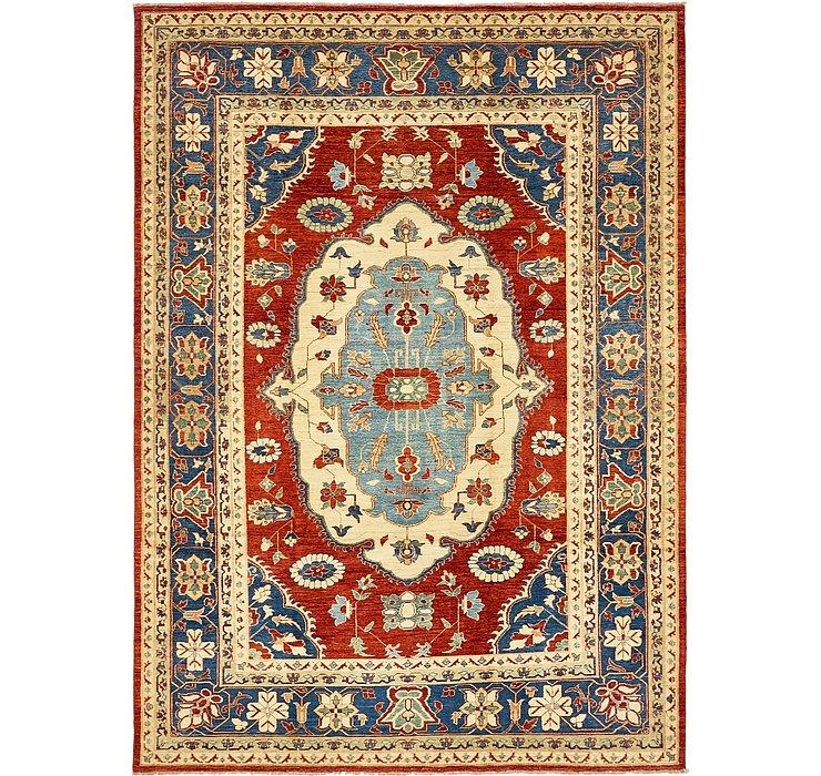 7' 7 x 10' 5 Kazak Oriental Rug