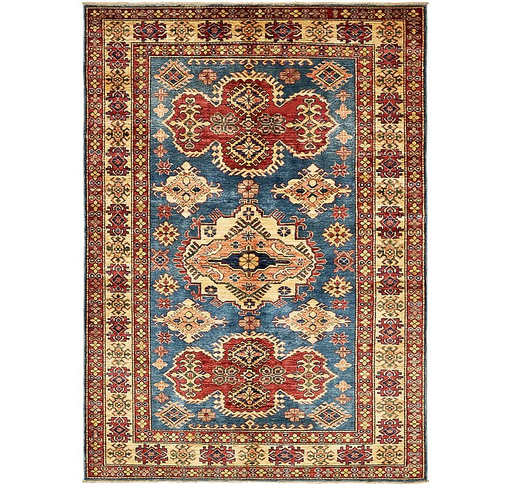 5' x 6' 10 Kazak Oriental Rug