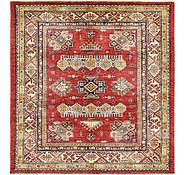 Link to 147cm x 157cm Kazak Oriental Square Rug