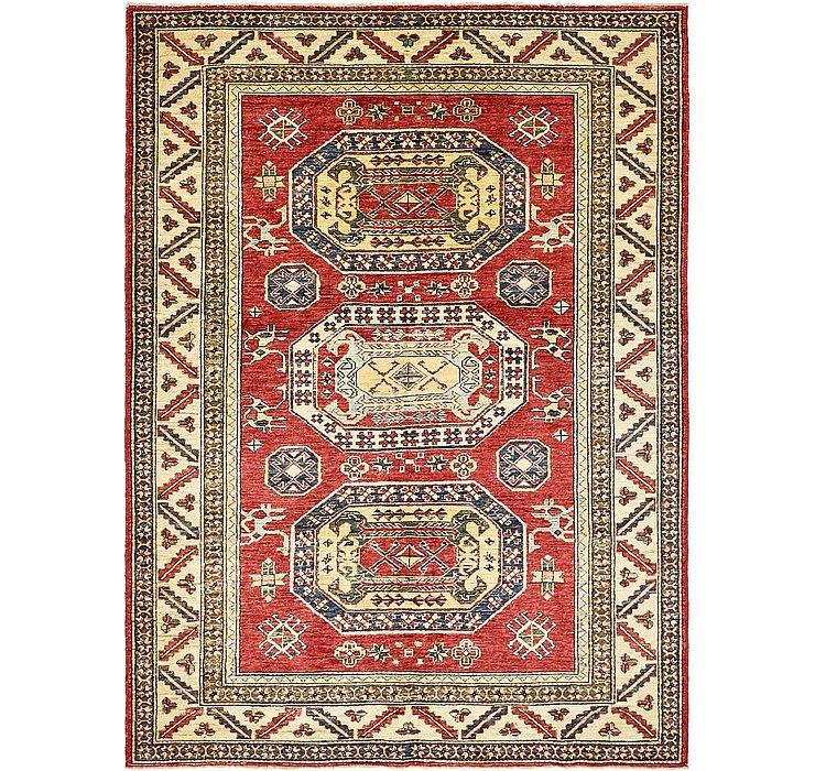 152cm x 208cm Kazak Oriental Rug