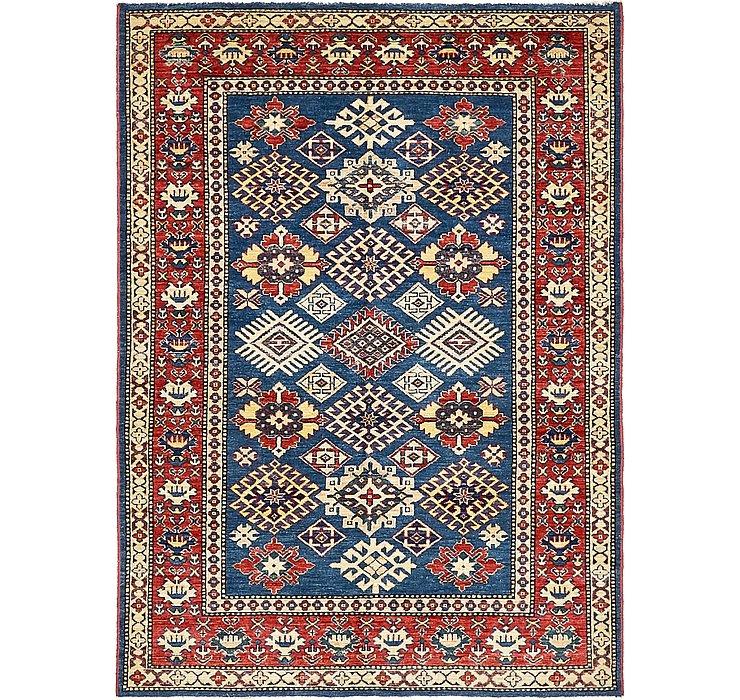 130cm x 178cm Kazak Oriental Rug