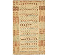 Link to Unique Loom 3' 10 x 6' 5 Kilim Maymana Rug