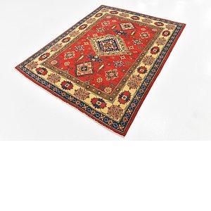 Link to 152cm x 193cm Kazak Rug item page
