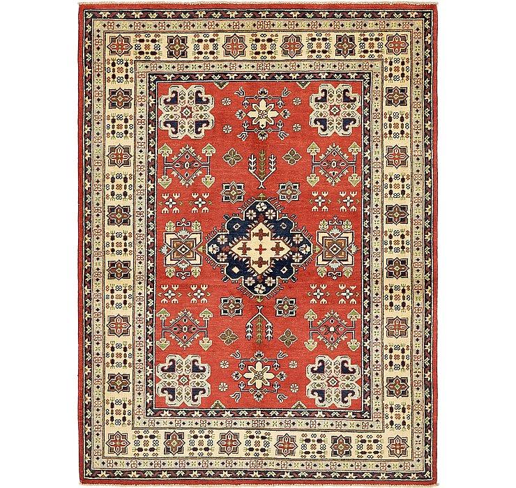 HandKnotted 5' x 7' Kazak Oriental Rug