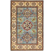 Link to 122cm x 183cm Kazak Oriental Rug