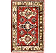 Link to Unique Loom 3' 10 x 6' 2 Kazak Oriental Rug