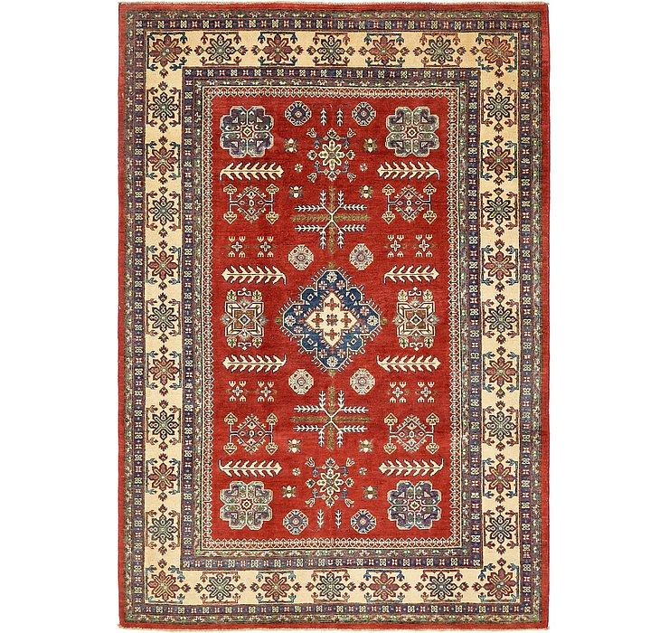 178cm x 267cm Kazak Oriental Rug