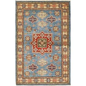 3' 10 x 6' Kazak Oriental Rug