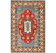 Link to 4' x 6' 3 Kazak Oriental Rug
