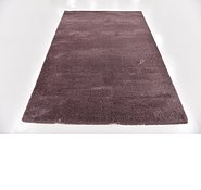 Link to 4' 8 x 6' 6 Solid Shag Rug