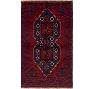 Link to 3' 8 x 6' 3 Balouch Persian Rug